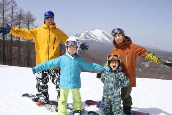 春スキー割引期間