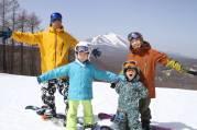 手ぶらスキー
